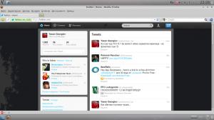 Twitter под УСУ 8.1 Бета